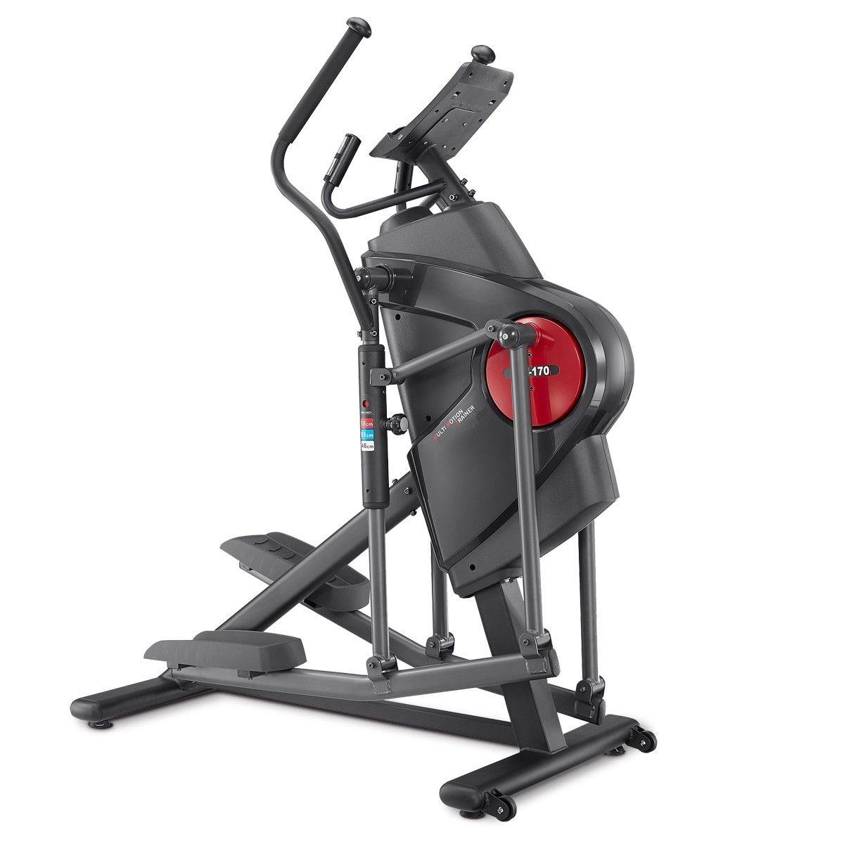 Dkn xc i multi motion elliptical cross trainer