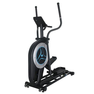 DKN XC-190 Elliptical Cross Trainer - Angle View