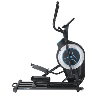 DKN XC-190 Elliptical Cross Trainer - Side3