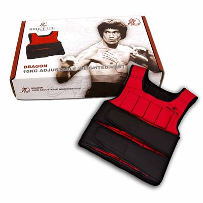 Dragon 10kg Adjustable Weighted Vest2