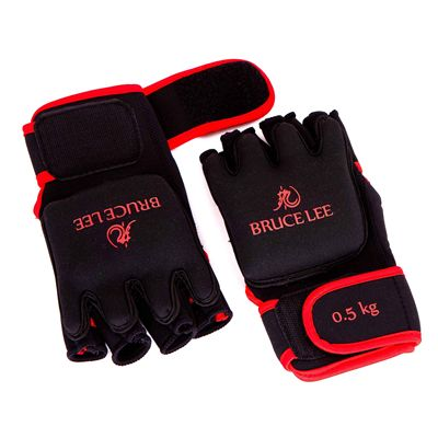 Dragon Deluxe 0.5kg Weighted Gloves1