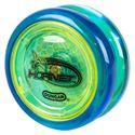 Duncan Hornet Yo-yo - Blue - Angled