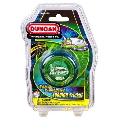 Duncan Hornet Yo-yo - Blue - Box