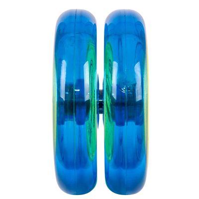 Duncan Hornet Yo-yo - Blue - Side