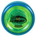 Duncan Hornet Yo-yo - Blue - Front