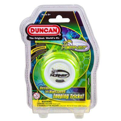 Duncan Hornet Yo-yo - Green - Box