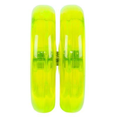 Duncan Hornet Yo-yo - Green - Side