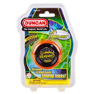 Duncan Hornet Yo-yo - Orange - Box
