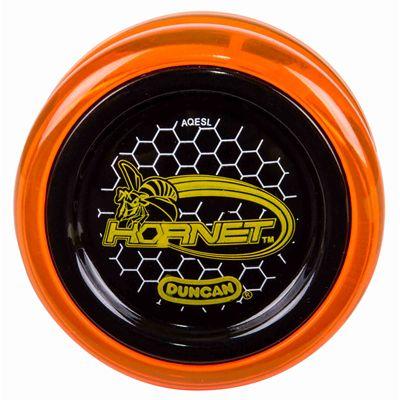 Duncan Hornet Yo-yo - Orange - Front