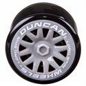 Duncan Wheels Yo-yo - Grey - Front