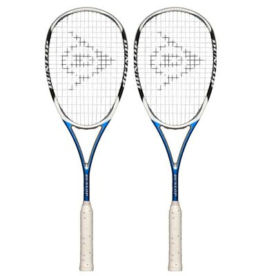 Dunlop Aerogel Pro GT Squash Racket - Double Package