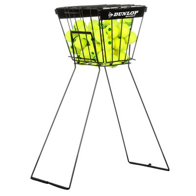 Dunlop 70 Tennis Ball Basket Rotate View