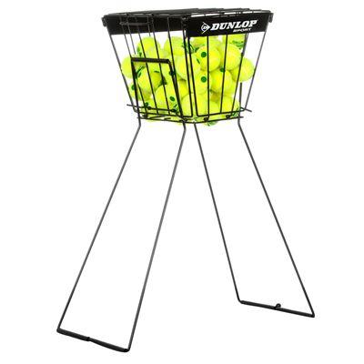 Dunlop 70 Tennis Ball Basket Rotate View
