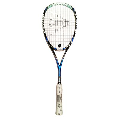 Dunlop Aerogel 4D Pro GT-X Squash Racket Double Pack - Side1