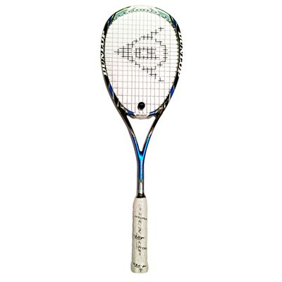Dunlop Aerogel 4D Pro GT-X Squash Racket Double Pack - Side2