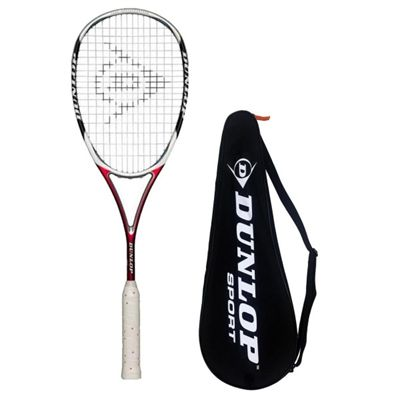 Dunlop Aerogel Tour Squash Racket AW16 with full cover