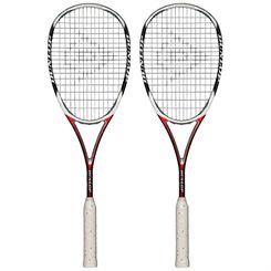Dunlop Aerogel Tour Squash Racket Double Pack