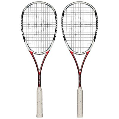 Dunlop Aerogel Tour Squash Racket Double Pack