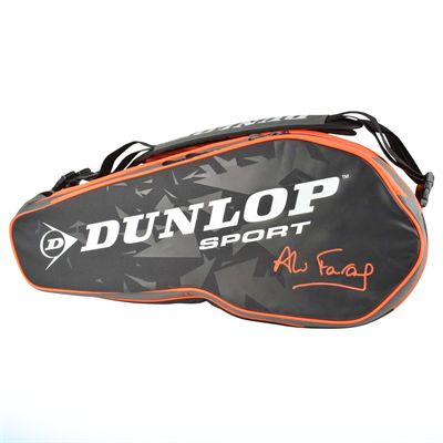 Dunlop Ali Farag Signature 12 Racket Bag - Side