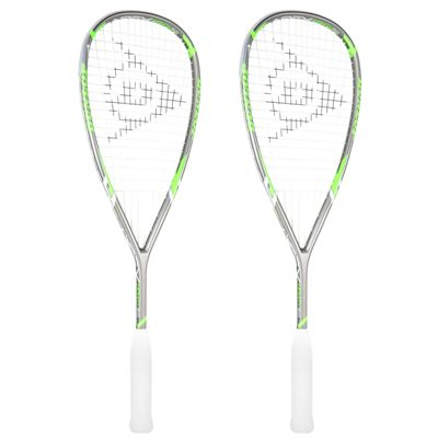 Dunlop Apex Infinity 2.0 Squash Racket Double Pack