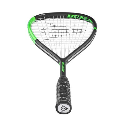 Dunlop Apex Infinity 4.0 Squash Racket Double Pack - Bottom