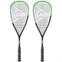 Dunlop Apex Infinity 5.0 Squash Racket Double Pack