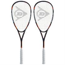 Dunlop Apex Supreme 3.0 Squash Racket Double Pack