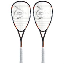 Dunlop Apex Supreme 3.0 Squash Racket Double Pack