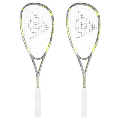 Dunlop Apex Synergy 2.0 Squash Racket Double Pack