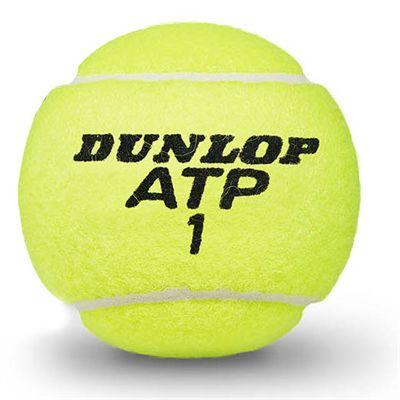 Dunlop ATP Championship Tennis Balls - 6 dozen - New - Ball