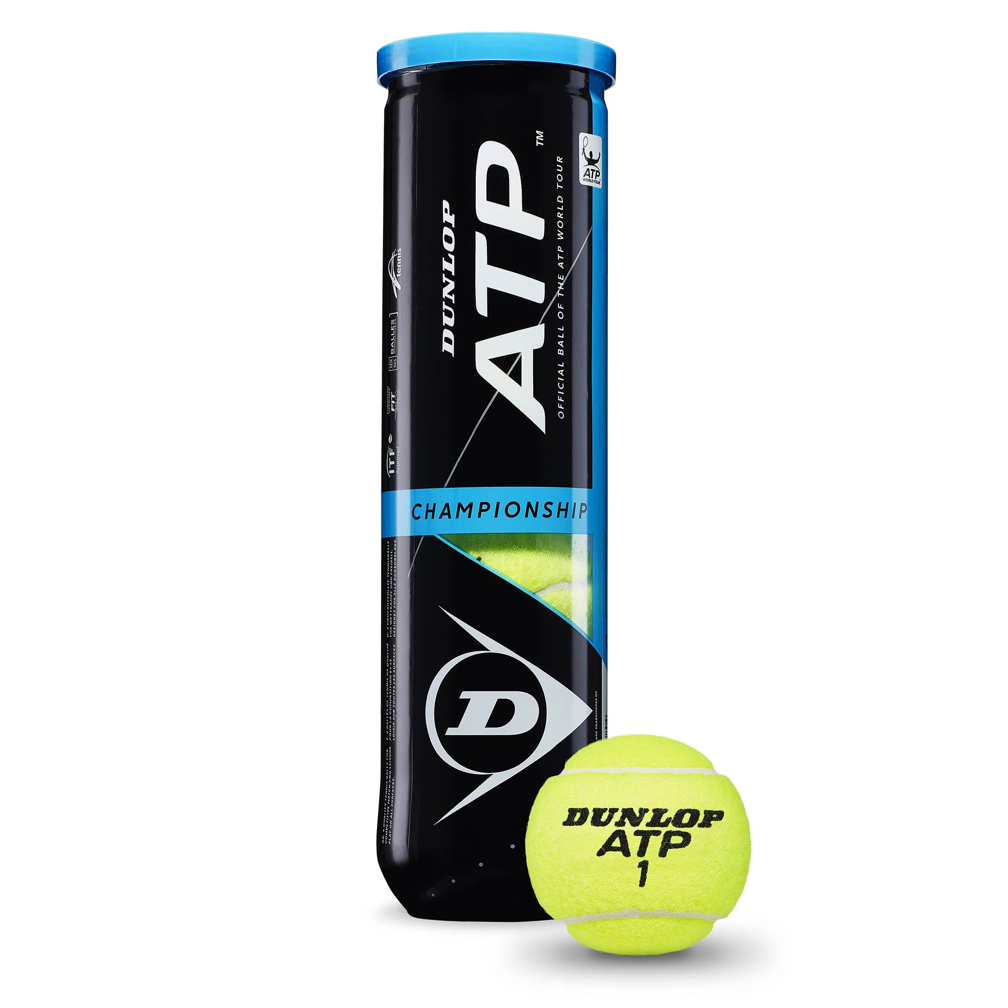 Image of Dunlop ATP Championship Tennis Balls