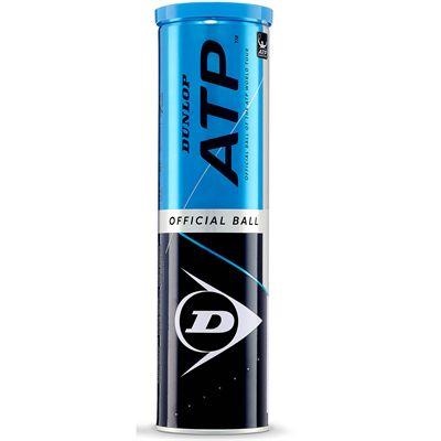 Dunlop ATP Official Tennis Balls - 1 dozen - Side3