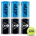 Dunlop ATP Official Tennis Balls - 1 dozen
