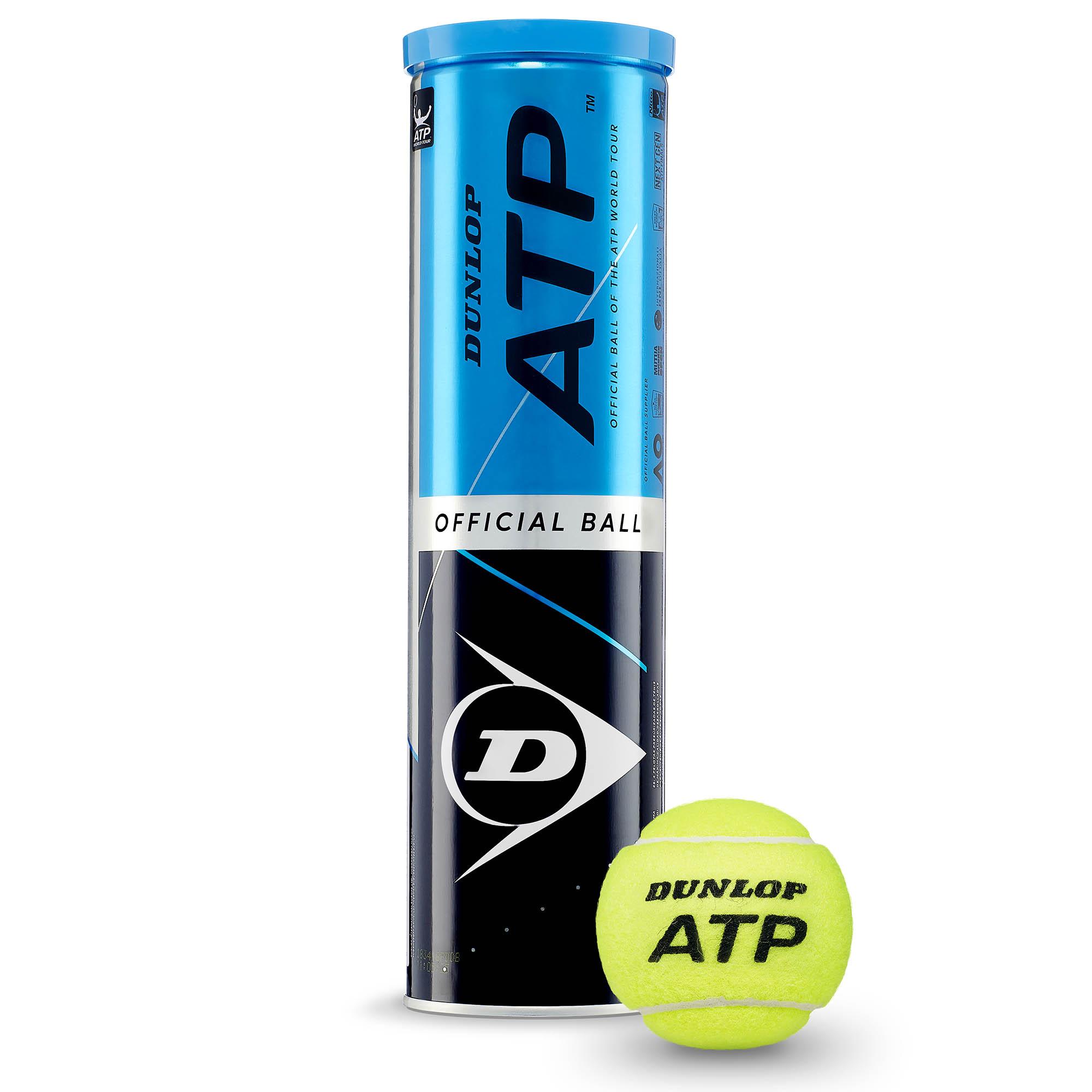 Image of Dunlop ATP Official Tennis Balls