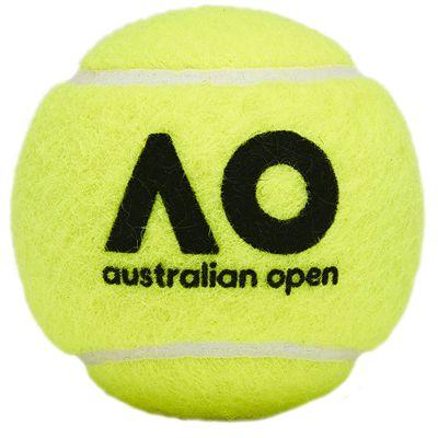 Dunlop Austalian Open Tennis Balls - 1 dozen