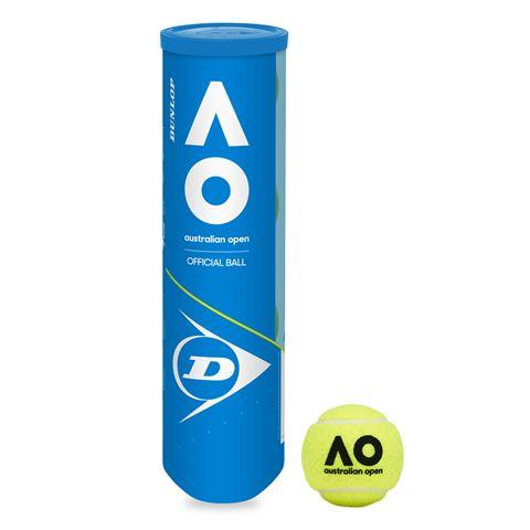 Dunlop Australian Open Tennis Balls