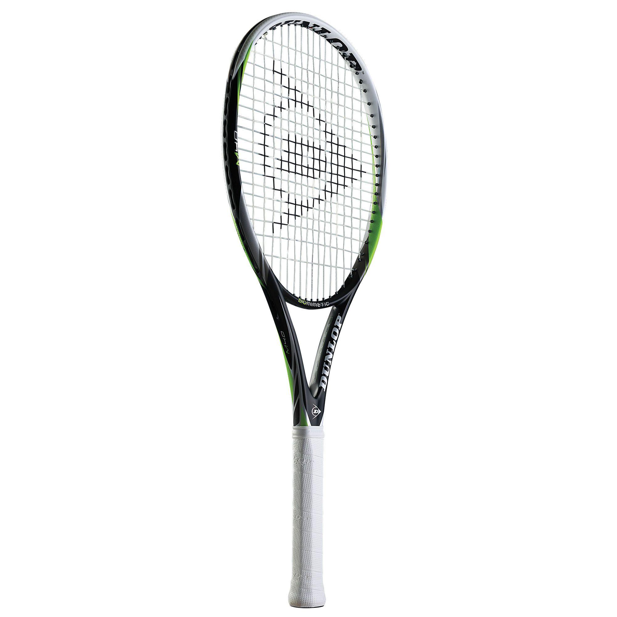 Dunlop Biomimetic M4 0 Tennis Racket Sweatband Com