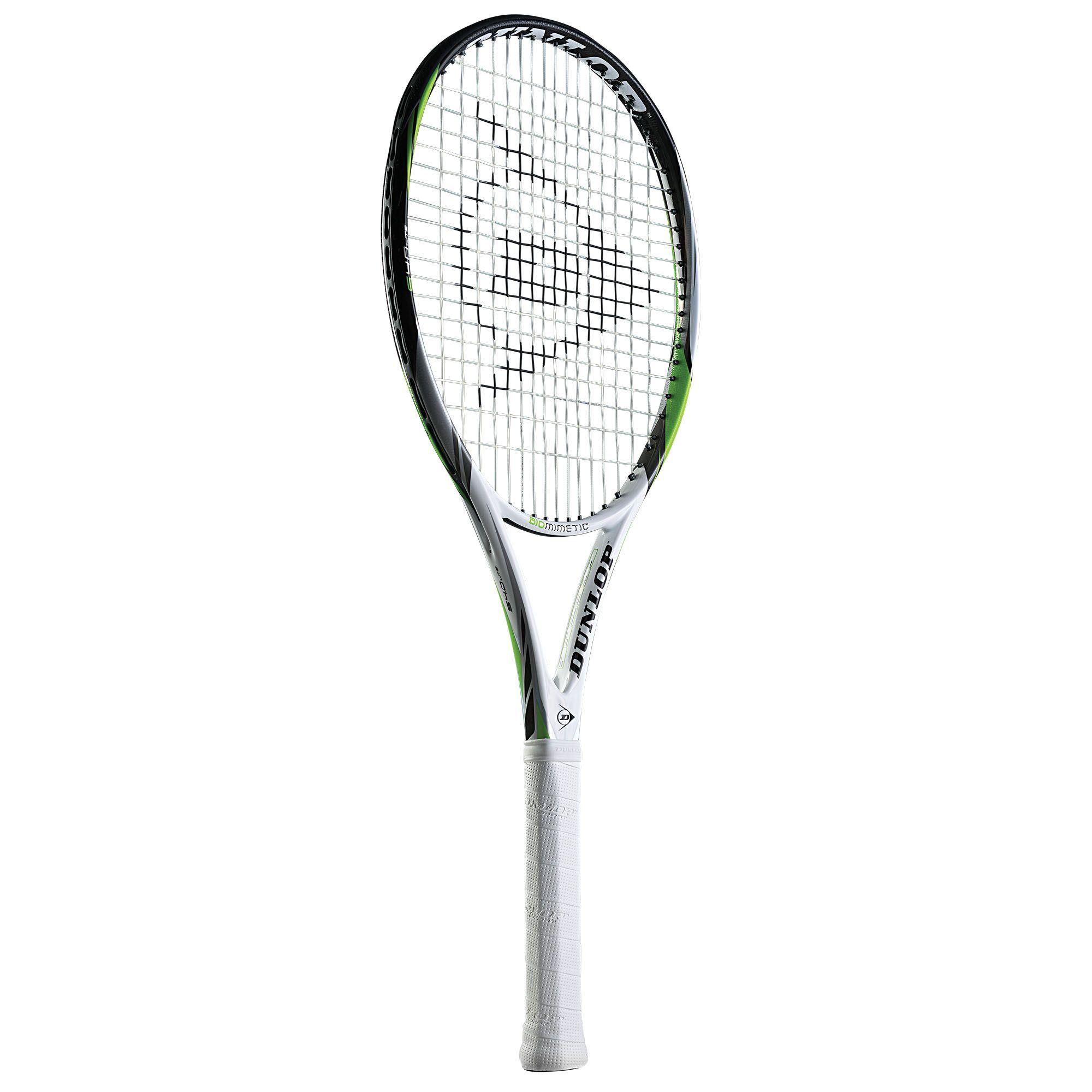 Dunlop Biomimetic S4 0 Lite Tennis Racket Sweatband Com