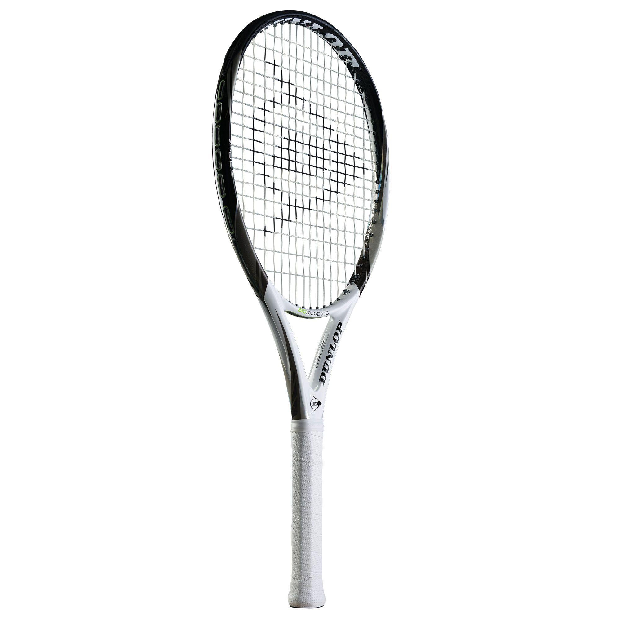 Dunlop Biomimetic S7 0 Lite Tennis Racket Sweatband Com