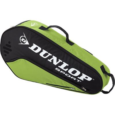 Dunlop Biomimetic Tour 3 Racket Thermo Bag - Green