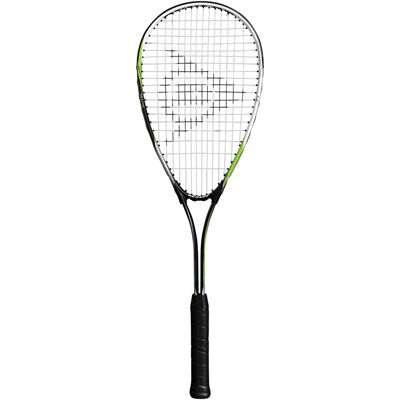 Dunlop Biotec Ti Squash Racket Front View