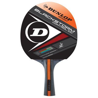 Dunlop Blackstorm Control 100 Table Tennis Bat