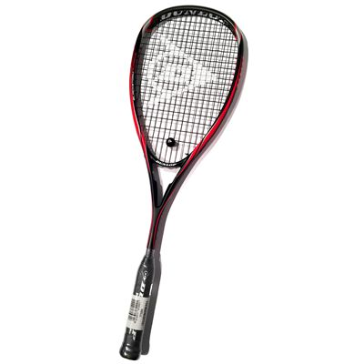 Dunlop Blackstorm Supreme Squash Racket Double Pack - Single Racket