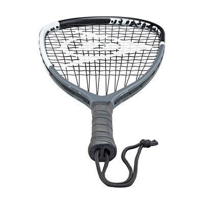 Dunlop Blackstorm Ti Rage Racketball Racket - Bottom
