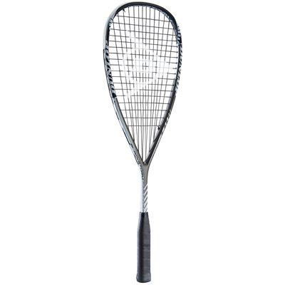 Dunlop Blackstorm Titanium 3.0 Squash Racket Double Pack - Angled