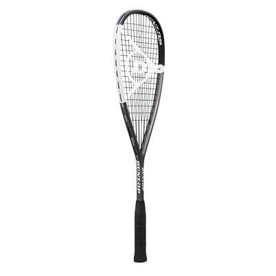 Dunlop Blackstorm Titanium 4.0 Squash Racket - Angled