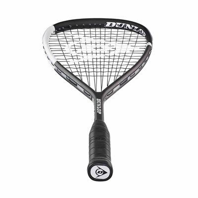 Dunlop Blackstorm Titanium 4.0 Squash Racket - Bottom