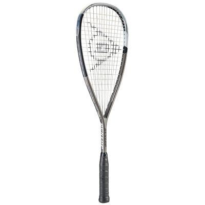 Dunlop Blackstorm Titanium 5.0 Squash Racket Double Pack - Angle