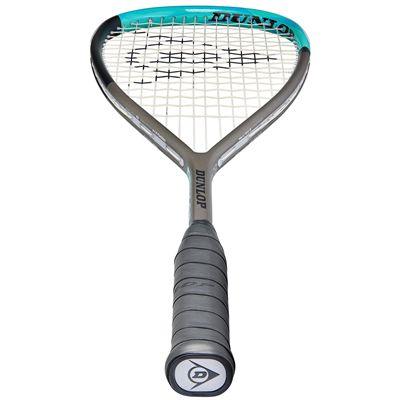 Dunlop Blackstorm Titanium SLS Squash Racket Double Pack - Bottom