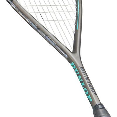 Dunlop Blackstorm Titanium SLS Squash Racket Double Pack - Zoom1